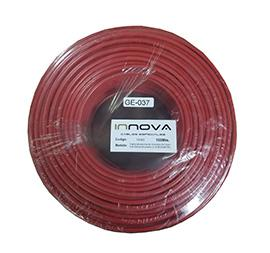 Cable de incendio blindado, 2X1mm/100 m. , 100% cobre