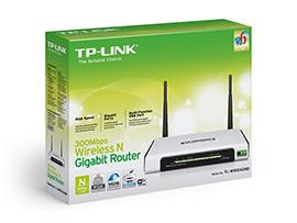 Router TPLink GB TL-WR1042ND