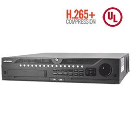 NVR de 32 canales Serie PRO / H.265+ / 4K / 8 HDD